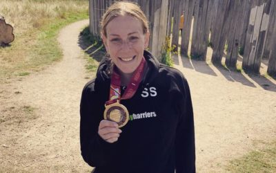 Women's member of the Month for August 2019: Sam Sparks