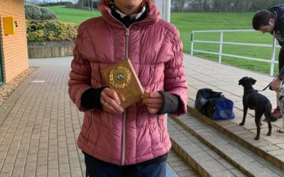 Ladies Win Individual Awards Despite Difficult Cross Country Season 08:02:20