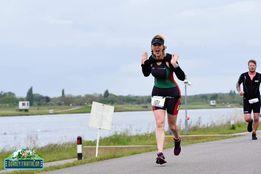 Triathlon Trio Battle Tricky Conditions