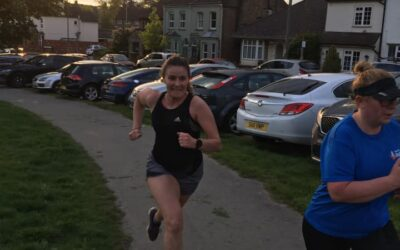 Bowler Leads the Herts Half and Harriers Handicap Continues